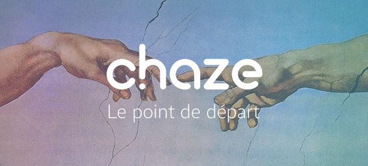 La création de Chaze, un outil au service du e-recrutement.